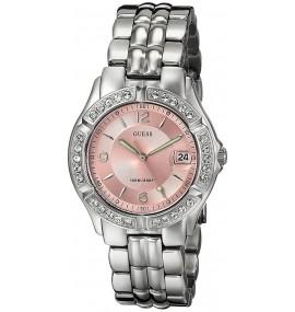 Relógio feminino GUESS Women's G75791M Sporty Silver