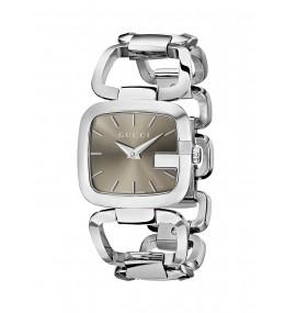 Relógio Feminino Gucci G-Gucci Marrom YA125402