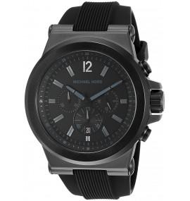 Relógio Michael Kors Black Stainless