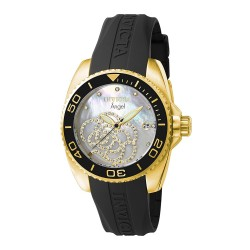 Relógio Feminino Invicta 0489 Angel Collection Zirconia