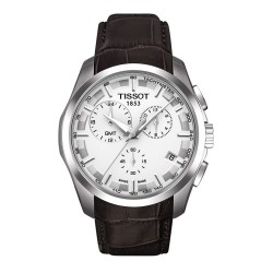 Relógio Masculino Tissot Couturier GMT