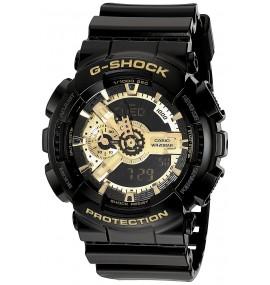 Casio G-Shock Classic Preto e Dourado X-Large Ana-Digi Watch
