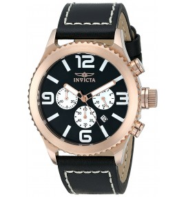 Relógio Invicta 1429 Banhado a Ouro Rosé 18k