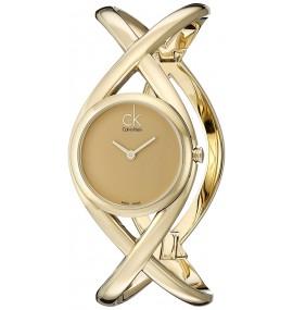 Relógio Feminino Calvin Klein Gold Watch
