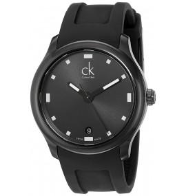Relógio Masculino Calvin Klein 'Visible' Black