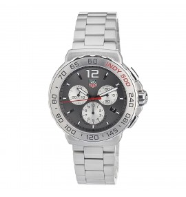 Relógio Tag Heuer Men's Quartz Chronograph Grey