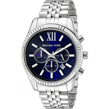 Michael Kors Silver Lexington Watch 8280