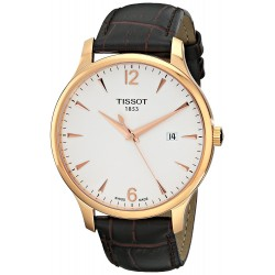 Relógio Masculino Tissot Brown