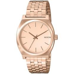 Relógio Feminino Nixon Time Teller A045897-00. Rose Gold