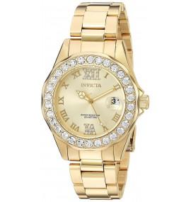 Relógio Feminino Invicta Pro Diver Ouro
