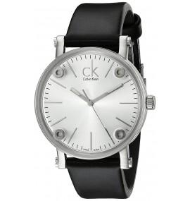 Relógio Feminino Calvin Klein 'Congent' Silver Dial
