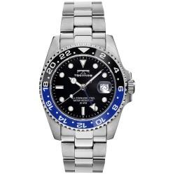 Relógio Masculino TECHNOS T2134NB GMT