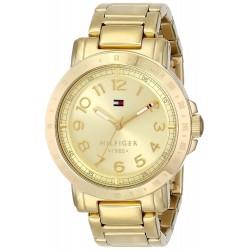 Relógio Feminino Tommy Hilfiger Gold-Plated