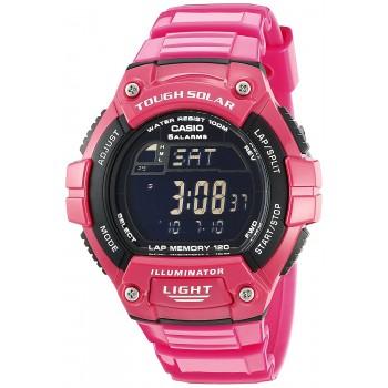 Relógio Digital Feminino Casio W-S220C