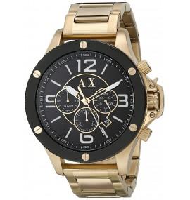 Relógio Armani Exchange Men's Gold Watch
