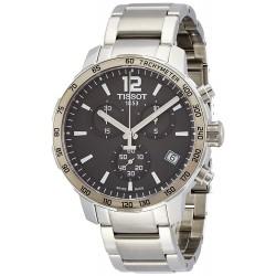 Relógio Masculino Tissot Quickster Stainless Steel Watch