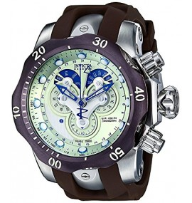 Relógio Masculino Invicta Venom Brown