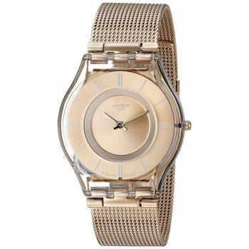 Relógio feminino Swatch Skin Rose Gold