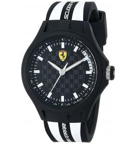 Relógio Masculino Ferrari 0830191 Pit Crew