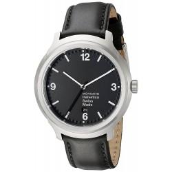 Relógio Mondaine Unisex Helvetica Bold