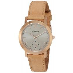 Relógio Feminino Bulova Crystals - 97L146