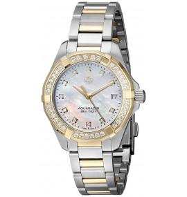 Relógio Tag Heuer Women's Aquaracer Diamond