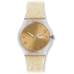 Relógio Feminino Swatch Golden