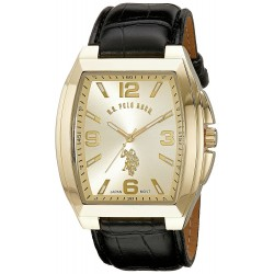 Relógio Masculino U.S. Polo Assn. Classic Quartz Black Watch