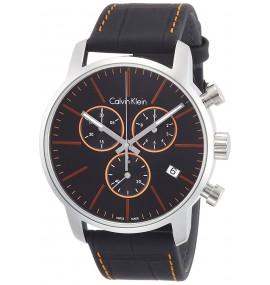 Relógio Masculino Calvin Klein City Black