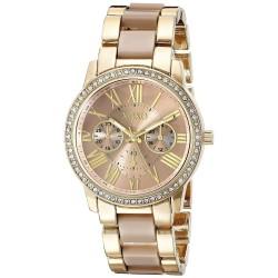 Relógio Feminino XOXO Gold-Tone
