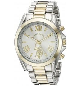 Relógio Feminino U.S. Polo Assn. Quartz Metal