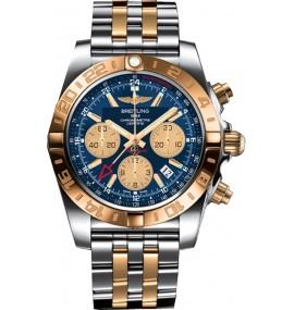 Relógio Masculino Breitling Chronomat 44 GMT Analog Display