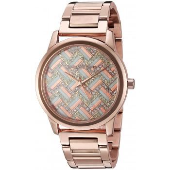 Relógio Feminino Michael Kors Hartman Rose Gold