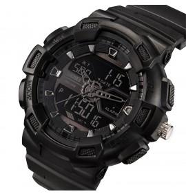 Relógio Sport Militar LED Display
