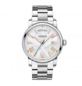 Relógio Masculino Montblanc Day-Date Mens Watch