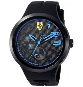 Relogio Masculino Scuderia Ferrari Black