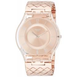 Relógio Feminino Swatch Pink Cushion