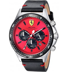 Relógio Scuderia Ferrari Men's PILOTA