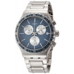 Relógio Masculino Swatch Ironfreeze Blue