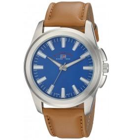U.S. Polo Assn. Masculino Quartz Metal Casual Watch