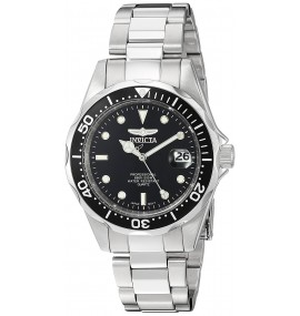 Relógio Invicta 8932 Pro Diver Collection Silver-Tone