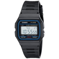 Relógio Casio Digital F91W-1 Classic