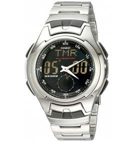 Relógio Masculino Casio AQ160WD-1BV Sport