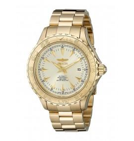 Relógio Masculino Invicta  Pro-Diver Collection 23k Gold-Plated