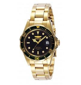 Invicta 8936 Pro Diver Banhado a Ouro 23k