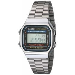 Relógio Casio Retro A168WA-1 Electro