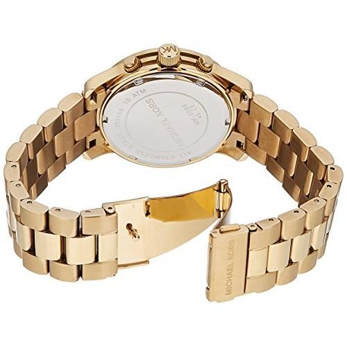 70df3d65745 Relógio Feminino Michael Kors Midsized Ouro MK5055