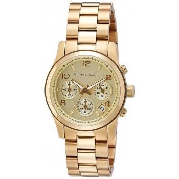 Relógio Feminino Michael Kors Midsized Ouro MK5055