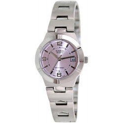 Relógio Feminino Casio Ladies Metal Fashion