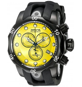 Relógio Masculino Invicta Reserve Collection Black Ion-Plated
